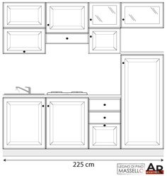 1000 images about cucine rustiche on pinterest cucina for Preventivo cucina