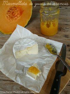 Marmellata di zucca ed arance