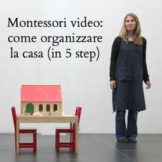 Una delle prime cose che possiamo fare per applicare il metodo #Montessori in famiglia è quello di organizzare la casa. Non è un'attività scontata, al contrario, richiede molta attenzione, sensibilità, cura e amore. Questo video ci può essere molto utile!