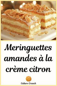 Mini Cakes, Cupcake Cakes, Almond Cream Cake Recipe, Surprise Recipe, Good Food, Yummy Food, Gluten Free Cakes, Pavlova, Baked Goods
