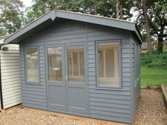 Garden Sheds Painted 7 mini home makeovers for the easter holidays | gardens, backyard