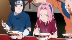 Naruto ☆ Sasuke Uchiha & Sakura Haruno & Naruto Uzamaki