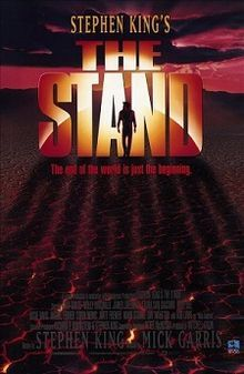 The Stand Is An American Fantasy Adventure Television Miniseries That Was Based On Stephen King's Novel Of The Same Name. Stephen King Had A Cameo Role In… Films Stephen King, The Stand Stephen King, Stephen Kings, Shutter Island, Best Horror Movies List, Good Movies, Greatest Movies, Watch Movies, New Warriors