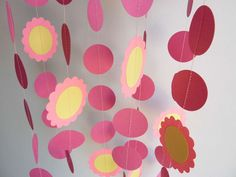 flower birthday party decorations - Google Search