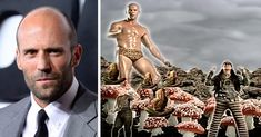 Jason Statham, el matón de toda las películas de acción tiene un vergonzoso pasado como modelo en video musicales. En verdad sus bailes son penosos.