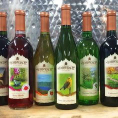 Adirondack Winery in Lake George Village is open all year round #lakegeorge #vacationeer #iloveny