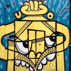 Don't open the door!  #streetart #street #streetphotography #igerslondon #instalondon #urban #urbanart #urbanwalls #wall #wallporn #graffitiigers #stencilart #art #graffiti #instagraffiti #london #artwork #mural #stickerart #pasteup #instagraff #instagrafite #streetarteverywhere #vsco #shoreditch
