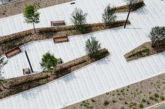 The Grand Ensemble Park – Alfortville by Espace Libre
