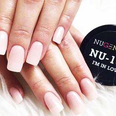 NuGenesis Nails Dip Powder I'm In Love NU 150