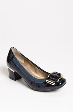Me Too 'Pria' Pump.  So Me Too flats haven't been all that comfortable for me, but these look promising, and super cute