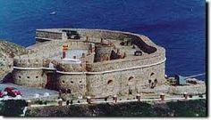 Castillo del Desnarigado - museo militar
