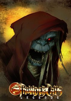Thundercats Legends - Mumm-Ra by beastboyjoe on deviantART
