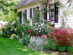 Image result for rose garden ideas