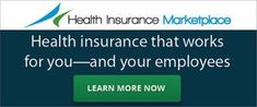 Learn more now about health insurance that works for you and your employees through the Health Insurance Marketplace and Obamacare    #health insurance, #obamacare, medical insurance