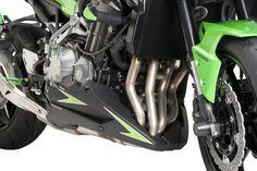 Belly pan for KAWASAKI Z900 '17! by Puig Honda Cb, Motos Kawasaki, Yamaha Mt 09, Baby Car Seats, Motorcycle, Vehicles, Motors, Motorcycles, Car