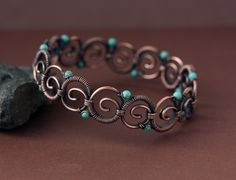 Maiandros Bangle | JewelryLessons.com