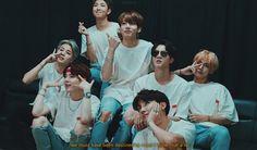 """We must have been destined to meet I think that a lot"" Seokjin, Namjoon, Hoseok, Yoongi, Jimin, Taehyung and Jungkook"