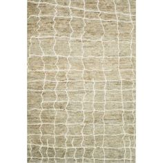 "Shop for Hand Knotted Phoenix Rug Blonde (9'6""X13'6""). Get free shipping at Overstock.com - Your Online Home Decor Outlet Store! Get 5% in rewards with Club O!"