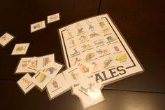 Cub Scouts Bear Den: Achievement 4 - TALL TALES