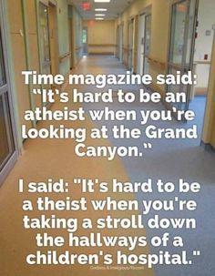 Just think. God caused, causes, and will cause all of those innocent children and adults to die. Atheist Agnostic, Atheist Humor, Atheist Quotes, Religion Humor, Quotable Quotes, Losing My Religion, Anti Religion, Religious People, Thought Provoking