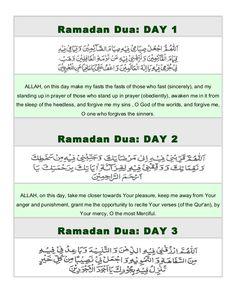 Daily Dua for 30 Day Ramadan Month Dua For Ramadan, Ramadan Prayer, Islam Ramadan, Islam Beliefs, Duaa Islam, Islamic Teachings, Islamic Dua, Islam Religion, Learn Quran