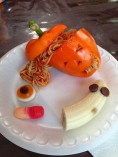 Pumpkin Brains & Boo Bananas