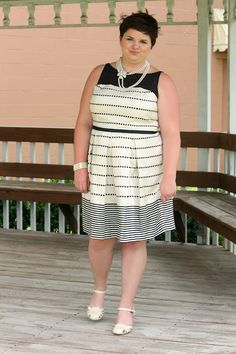 Hems for Her Trendy Plus Size Fashion for Women: Throwback Thursday: Jackie O Style | best stuff