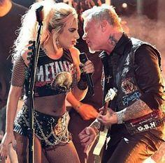 Gaga/Hetfield