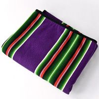 Two of my favorite things: purple and stripes. Pendleton blanket.