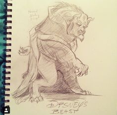 The Beast sketch