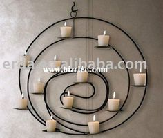 24 Best Wall Art Candle Holders Images Candle Holders