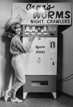 When I was a kid and had a little night crawler business I would dream of such things.