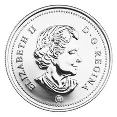 Canadian Silver Dollar 2009 Queen Elizabeth II