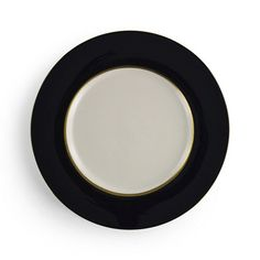 Ramsey Charger in Black - Entertaining - Tabletop / Accents - Products - Ralph Lauren Home - RalphLaurenHome.com