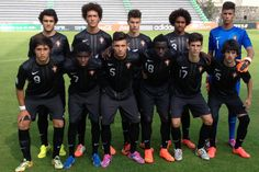 SPORTS And More: #Mexico host U17  #NationsCup #Portugal -2- #Bermu...