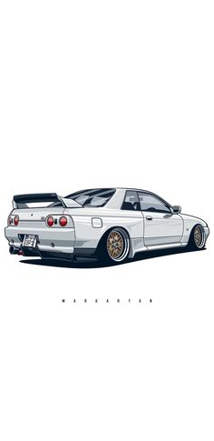 Wallpaper Japon, Jdm Wallpaper, High Def Wallpapers, Car Wallpapers, Tuner Cars, Jdm Cars, Nissan Gtr R32, Street Racing Cars, Slammed Cars