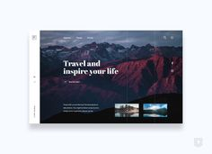 Roadtrips  travel and take photos   daily ui challenge 17 365