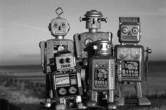 robots ... a family portrait