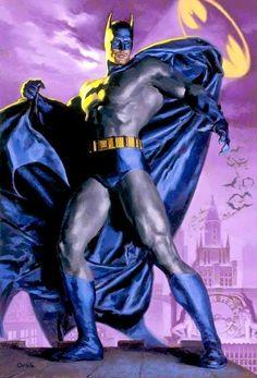 Batman by Glen Orbik Batman Y Superman, Batman Robin, Batman Comic Art, Wolverine, Gotham, Dragon Series, Batman Artwork, Batman Wallpaper, Arte Dc Comics