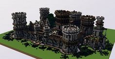 Old Castle | Minecraft Building Inc