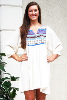 Free Spirit Dress >> www.anchorabella.com New Arrivals Weekly! Always Fast, Free Shipping!