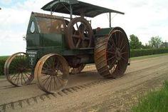 Fairbanks-Morse 15-25 Tractor - Google Search