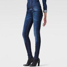 Dark Blue Sport Jeans – G-Star (November 2015)