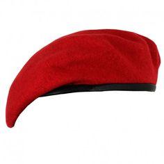 Polski Beret Wojskowy Czerwony #beret, #wojskowy, #polski, #czerwony