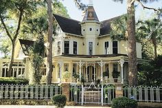 Love the victorian architecture! ohio | Vintage, Victorian Estate overlooking Spring Bayou! Homes For Sale ...