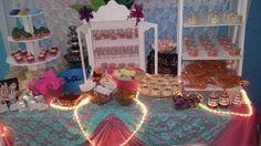 Mesa de Dulces Sirenita 2