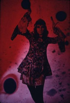 Late 60s Marijke Kroger Dunham The Fool