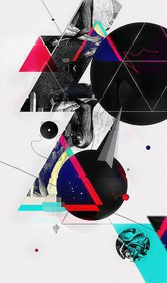 "Image Spark - Image tagged ""geometric"", ""triangle"", ""collage"" - lukesbeard"