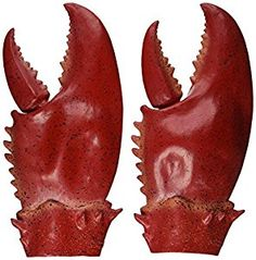 Amazon.com: Accoutrements Giant Lobster Claws: Toys & Games