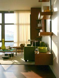 greens.  interior designer David Scott